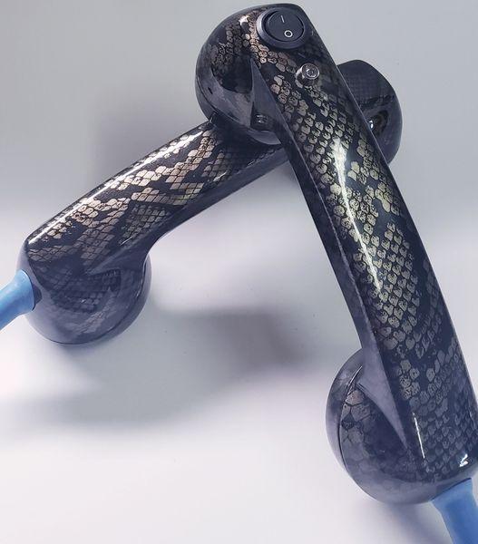 Continuity Test Phones -Snake Skin
