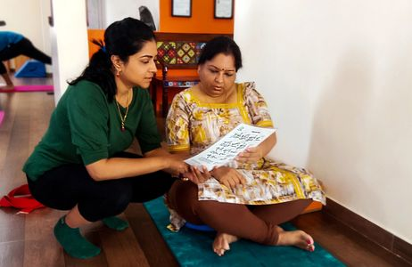customised yoga therapy classes with caring approach
