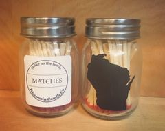 Wisconsin Strike on Bottle Matches