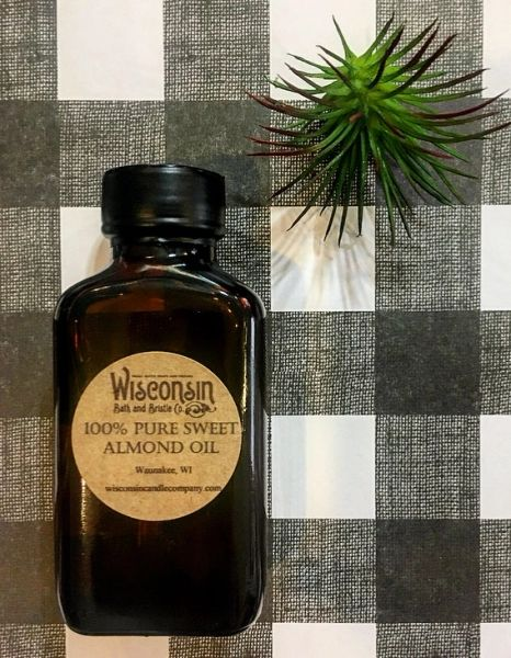 Pure Sweet Almond Oil