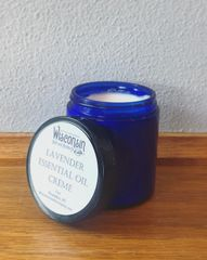 Lavender Essential Oil Creme
