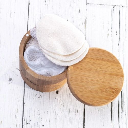 Ola Bamboo Reuseable Make up remover pads