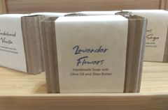 Olive Oil & Shea Butter Bar Soap
