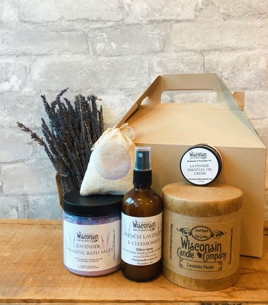 Stay Home Gift & Self Care Boxes