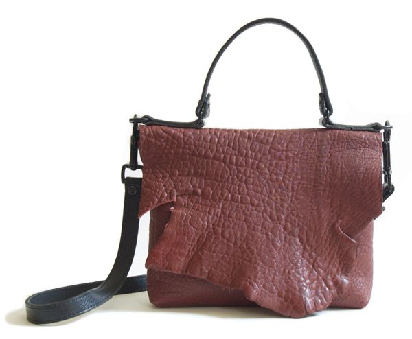 Mini Sheepskin Crossbody