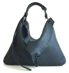 Oil Tanned Convertible Shoulder Bag