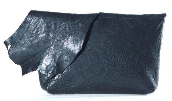 Natural Lambskin Clutch