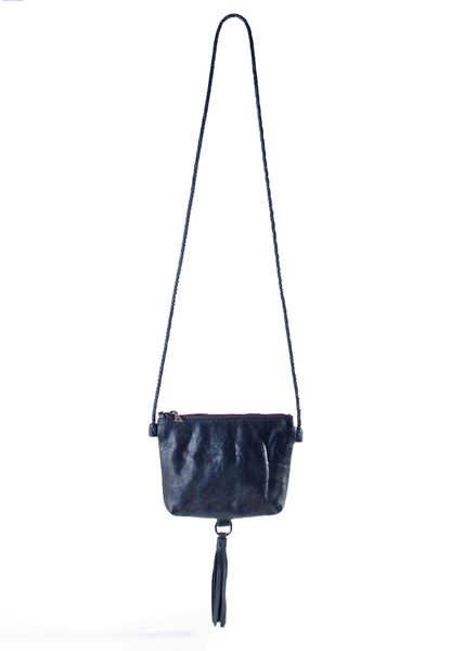 Mini Tassel Crossbody