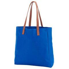 Royal Blue Game Day Tote Bag
