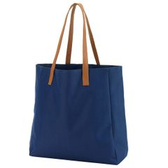 Navy Game Day Tote Bag