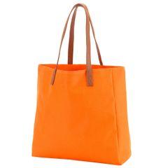 Orange Game Day Tote Bag