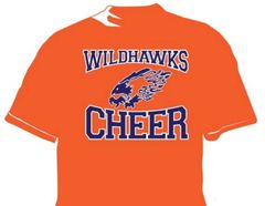 Wildhawks Hooded Cheer Sweatshirt