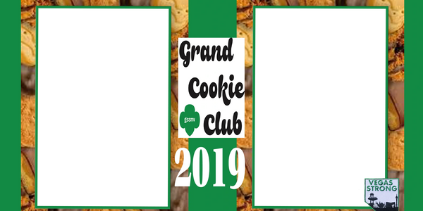custom photo layout. Girl Scouts of America