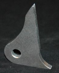MIDPLATE MOUNTING TAB/ LOWER