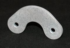 STEERING SHAFT SADDLE/ FRONT