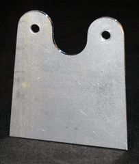 STEERING SHAFT MOUNTING TAB