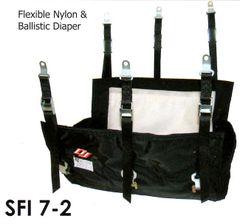 DJ SAFETY BALLISTIC SFI 7-2 CHEVY SMALL BLOCK