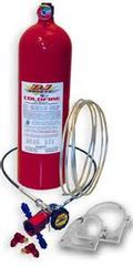 DJ SAFETY 10 lb. COLDFIRE FOAM FIRE SYSTEM