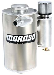 "MOROSO DRY SUMP TANK 15"" -16AN W/ BREATHER"