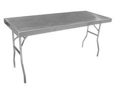 PIT PAL ALUMINUM TABLE
