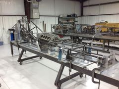 10.1 E FUNNY CAR/ FUEL ALTERED CHASSIS KIT