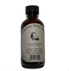 Buck Lee's Moisturizing Beard Hair BW Trial Size 2oz