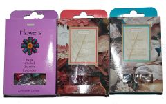 Buck Lee's Naturals 3 Pack Incense Cones 75 Cones Total