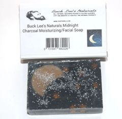 Buck Lee's Naturals Midnight Sky Charcoal Moisturizing Soap