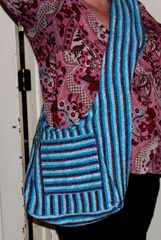 Buck Lee's PREMIUM Hippie Saddleblanket Tote/Bags Various Color Choices
