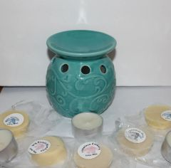 Buck Lee's Naturals Tea Light Fragrance Kit