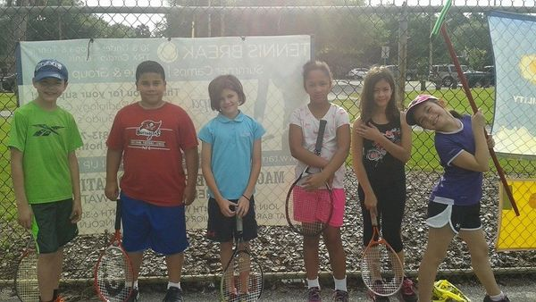 Saturday Advanced Kids Tennis