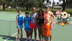 Advanced KIDS Saturday Tennis Package x 10 lessons