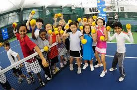 MACFARLANE SCHOOL MONDAY FUNDAY TENNIS CLUB