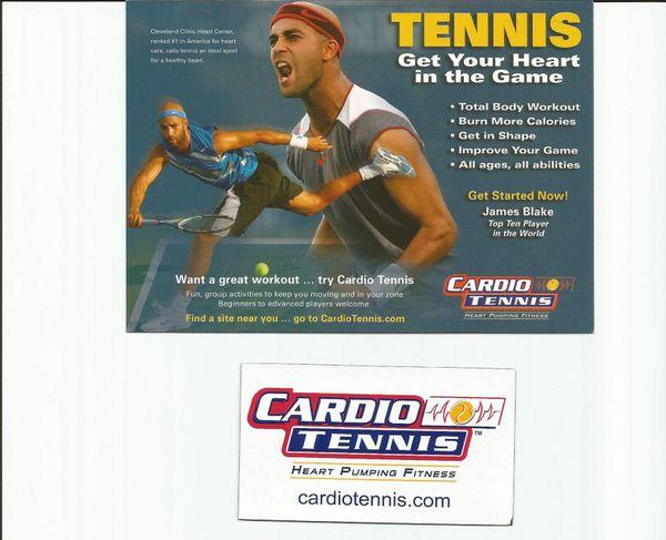 CARDIO TENNIS - ADULT
