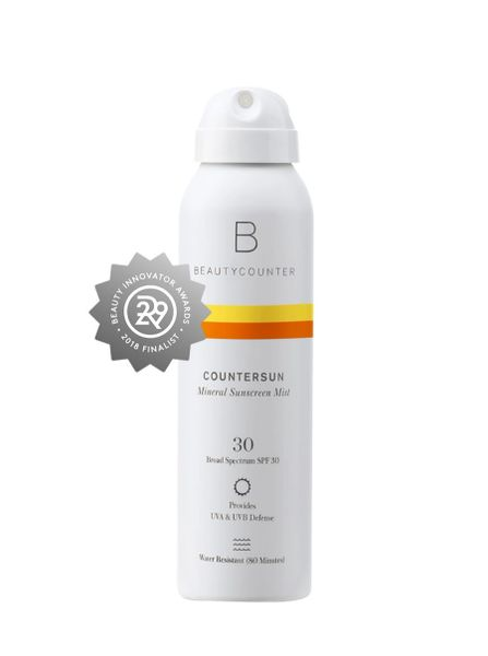 Countersun Mineral Sunscreen Mist SPF 30 – 6 oz.