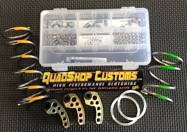 QSC CLUTCH KIT POLARIS RZR 1000XP
