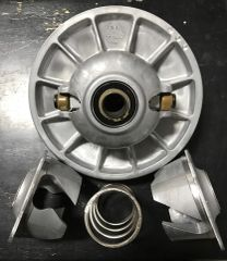 VENOM PRODUCTS TEAM TIED SECONDARY CLUTCH