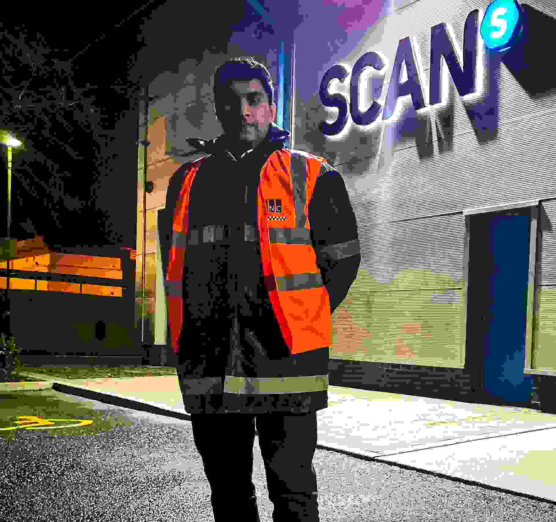 security guard company in Bury