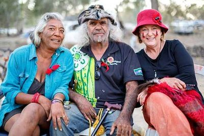 Activism Aboriginal First People Sturt Desert Pea Making Peasce Frontier Wars Reconciliation
