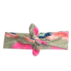 Blossoms Knotted Headband of Hope