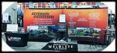 We work with Severson Outfitters and can help setup a hunt of a lifetime