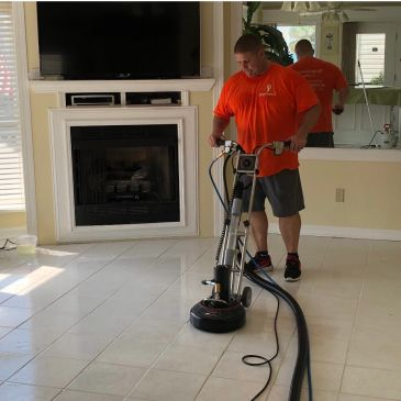 TILE CLEAN ROTOVAC 360i