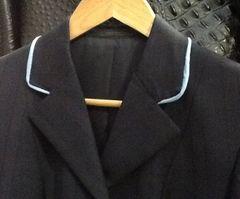 R.J. Classic Navy Plaid Hunt Jacket