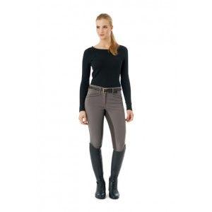Ovation® Celebrity Slim Secret EuroWeave™ DX Front Zip Full Seat Breeches - Ladies