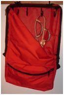 Unpadded Bridle Rack Bag