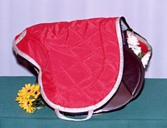 English Saddle Carrier