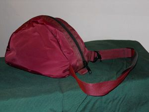 English Helmet Bag