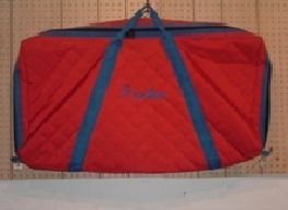 Padded Saddle Pad Bag