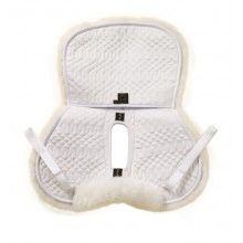 Europa Sheepskin Lift-Back Half Pad
