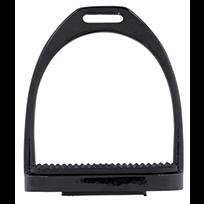 Black Aluminum Stirrup